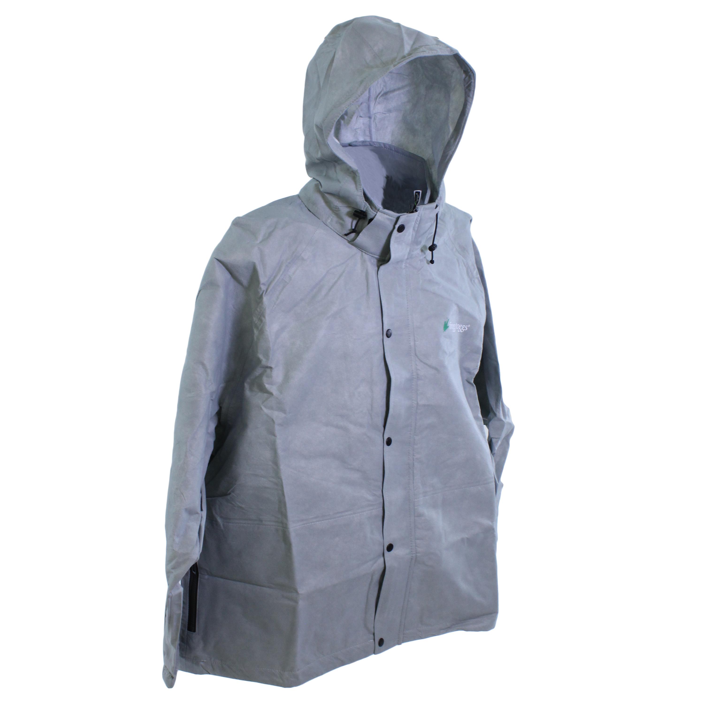 Pro Action Jacket - Gray, 2X-Large
