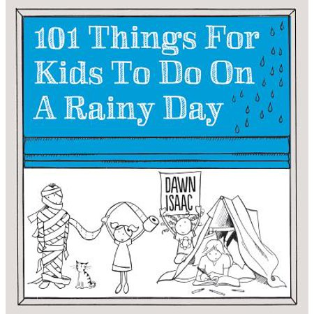 Rainy Day Halloween Activities (101 Things for Kids to Do on a Rainy)