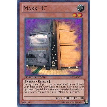 Limits Rare Card - Yu-Gi-Oh! - Maxx