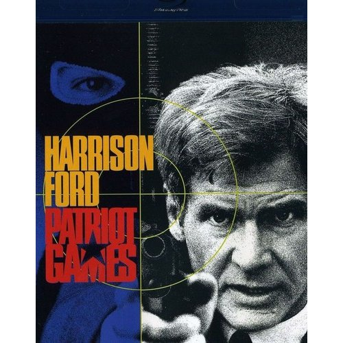Patriot Games (Blu-ray) (Widescreen)