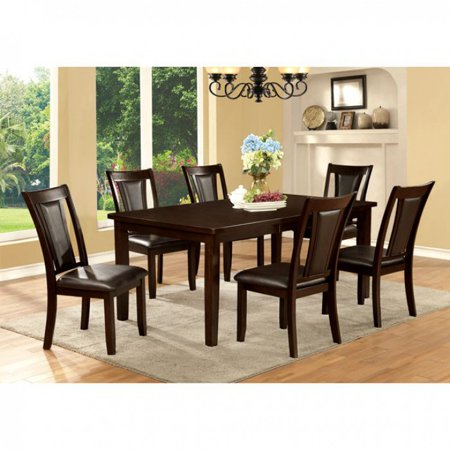 Emmons I Transitional Dining Table With 18