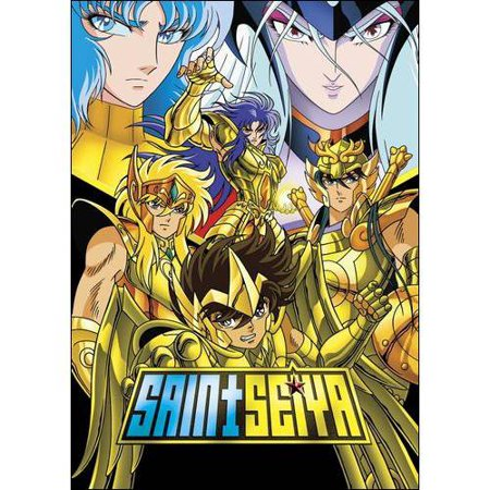 Saint Seiya: Legend Of Crimson Youth / Saint Seiya: Warriors Of The Final Holy Battle
