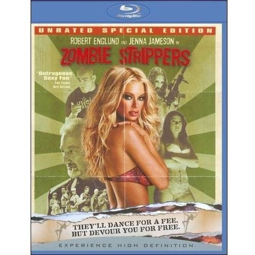 Zombie Strippers (Unrated Special Edition) (Blu-ray) (Widescreen)