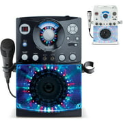 Singing Machine SML385 CDG Karaoke System with Disco Lights