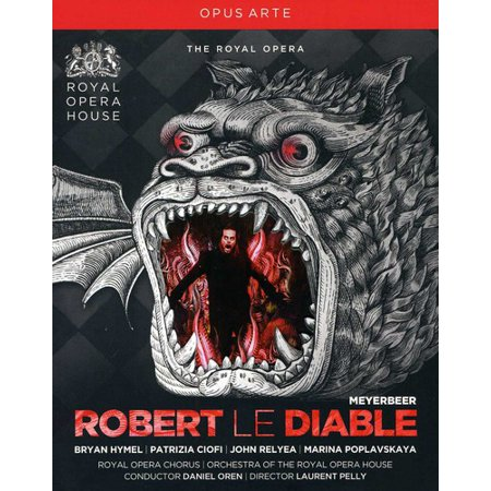 Robert Le Diable (Blu-ray) - Diablesa Halloween