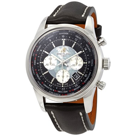 Pre-owned Breitling Transocean Chrono Chronograph Automatic Men's Watch AB0510U4/BB62-441X-A20BA.1