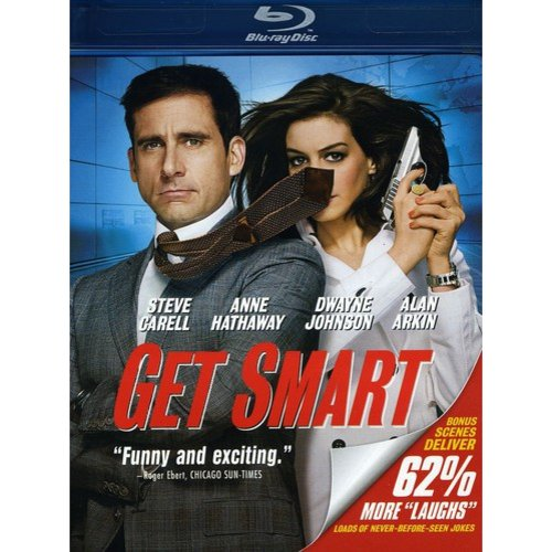 Get Smart (Blu-ray) (Widescreen)
