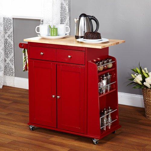 Kitchen Trolley Designs Colors: Sonoma Kitchen Cart, Multiple Colors