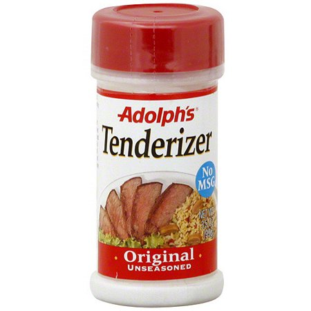 Image of Adolph's Original Unseasoned Tenderizer, 3.5 oz (Pack of 12)