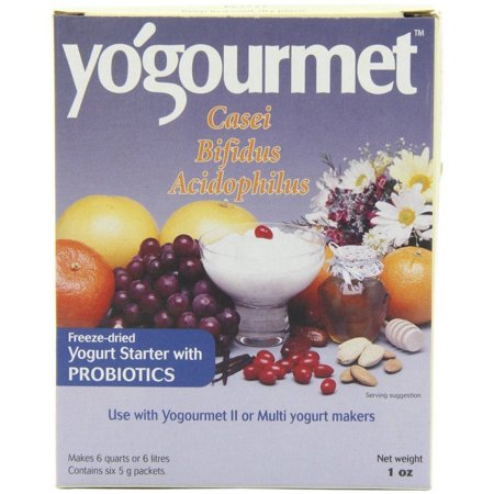 - Yogourmet Acidophilus Probiotic Yogurt Starter, 1 OZ