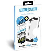 GADGET GUARD Black Ice PLUS Cornice CURVED EDITION Tempered Glass SCREEN GUARD for the SAMSUNG GALAXY S9 PLUS