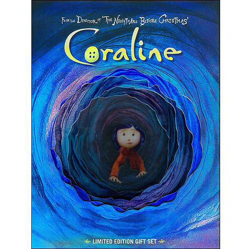 Coraline Gift Set (2-Disc) (Limited Edition) (Widescreen, LIMITED)