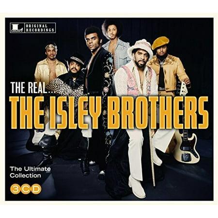 Real Isley Brothers (CD) ()