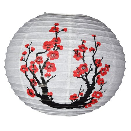 Asian Import Store Distribution Plum Tree Paper - Sky Lanterns In Store