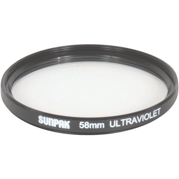 Coated Uv Filter (58Mm) (Pack of 10)