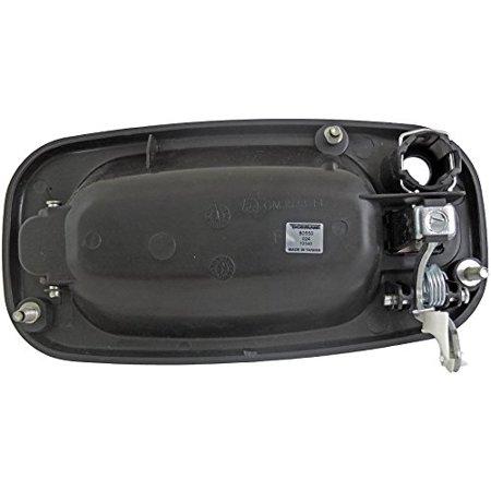 Dorman 80550 Cadillac Driver Side Replacement Front Exterior Door Handle