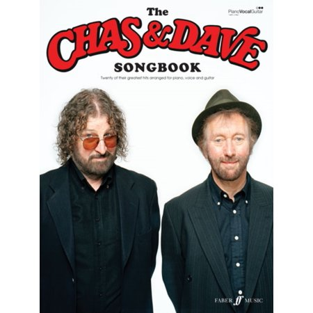 The Chas   Dave Songbook  Piano Vocal And Guitar  Paperback