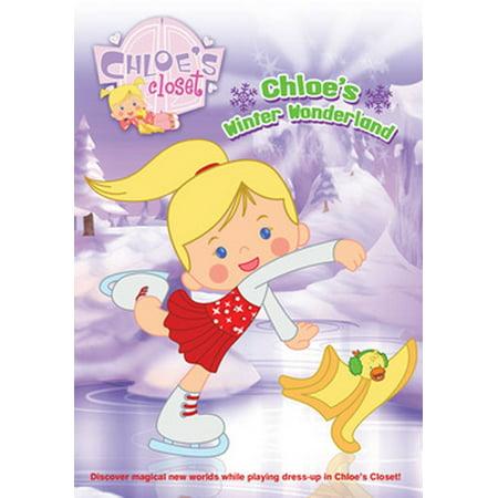 Chloe's Closet: Chloe's Winter Wonderland (DVD)