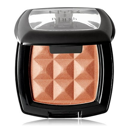 NYX Cosmetics Powder Blush, Terra Cotta + Schick Slim Twin ST for Dry Skin