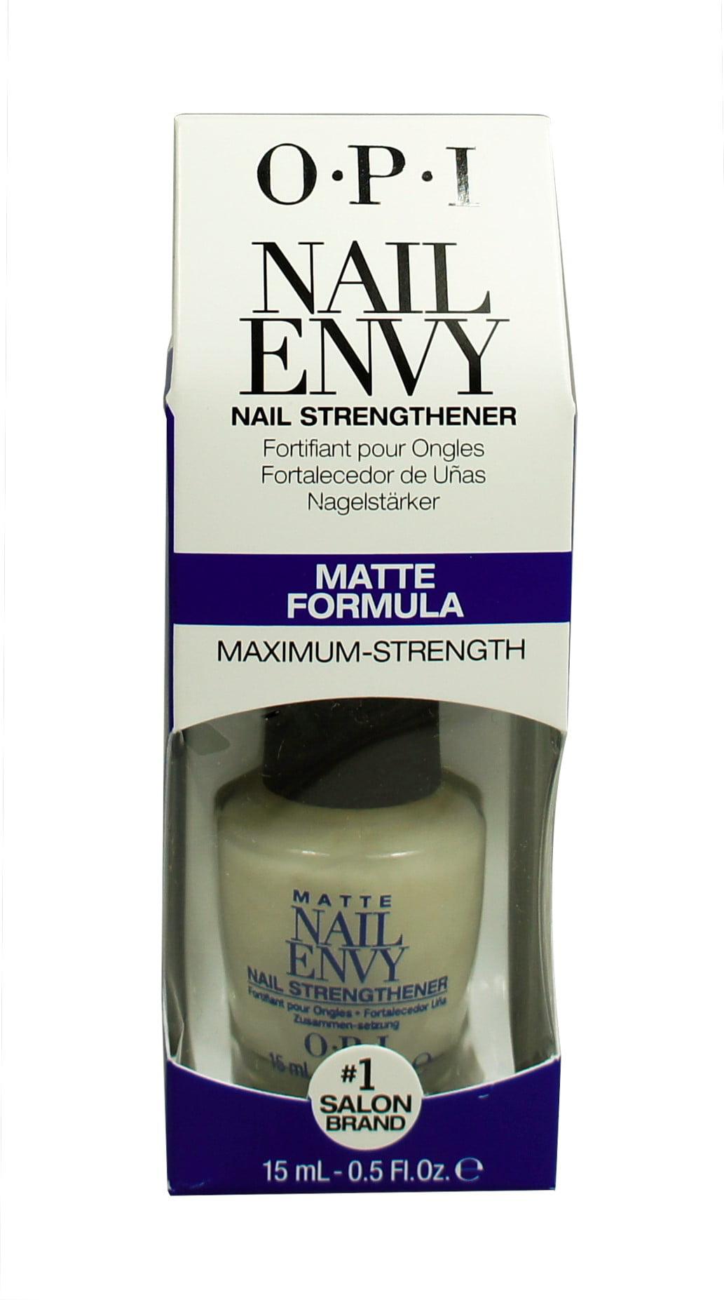 OPI Nail Envy Matte, 0.5 oz - Walmart.com