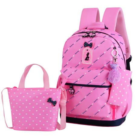 d3fba6772571 Noroomaknet - Noroomaknet Children Backpack School Bags for Girls ...