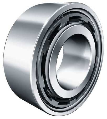 FAG BEARINGS 3210-BD-TVH-C3 Angular Contact Ball Bearing,7800 rpm