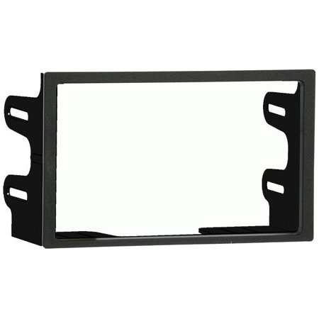 Metra 95-9012 Double DIN Installation Dash Kit for Select 1999-2006 Volkswagen Golf, GTI, Jetta, and Passat ()