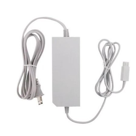 Wii Replacement Ac Adapter (Nintendo Wii Replacement Power Supply Ac)