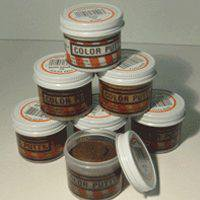 Wood Putty, Fruitwood, 3.68-oz.
