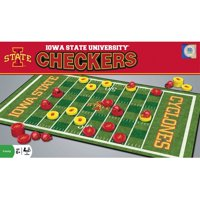 MasterPieces NCAA Iowa State Checkers Game