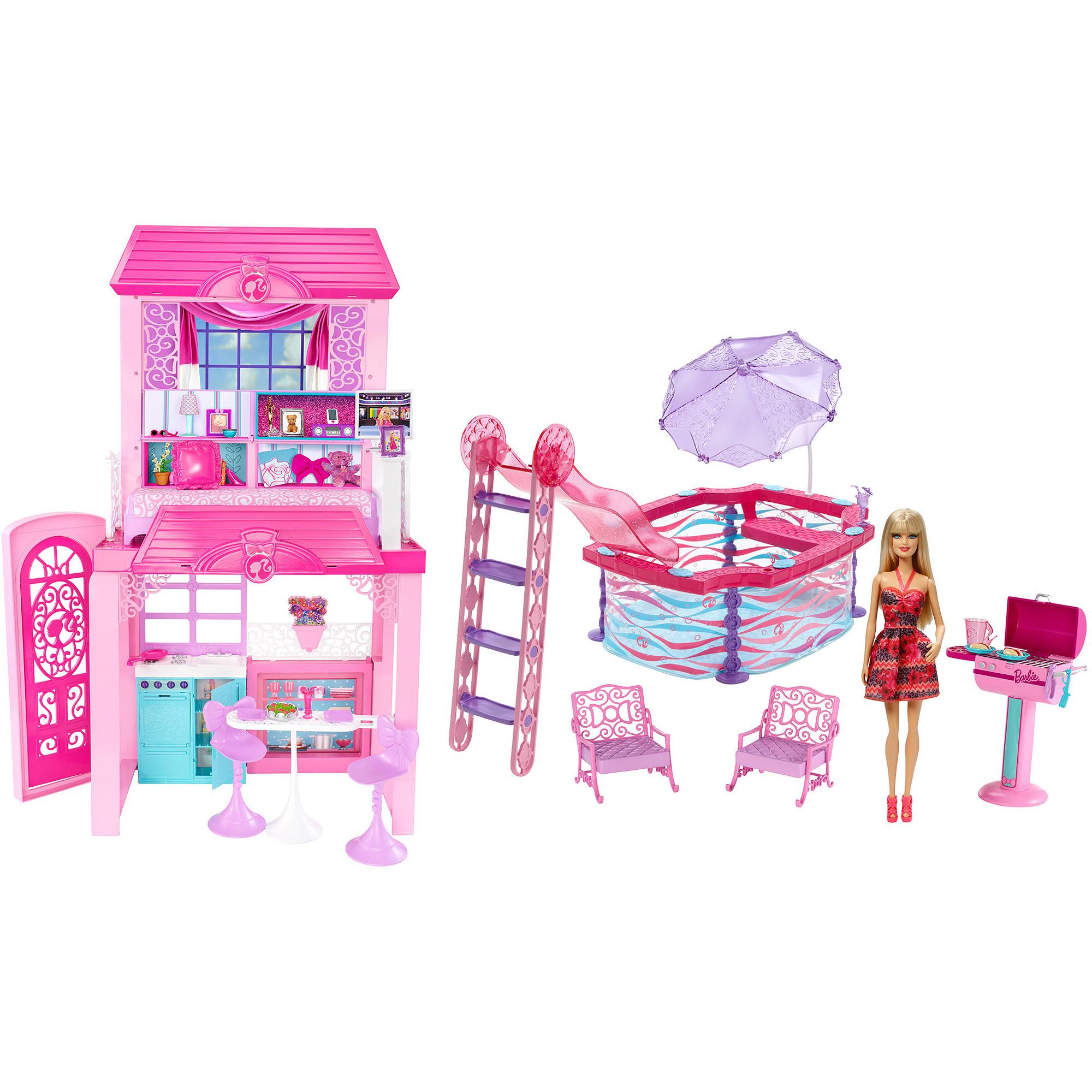 Mattel Barbie Ultimate Beach House