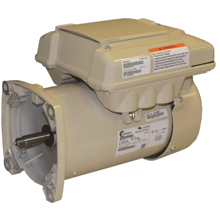 VGreen 165 Square Flange Variable Speed 1.65HP 230V Pool Pump Replacement Motor