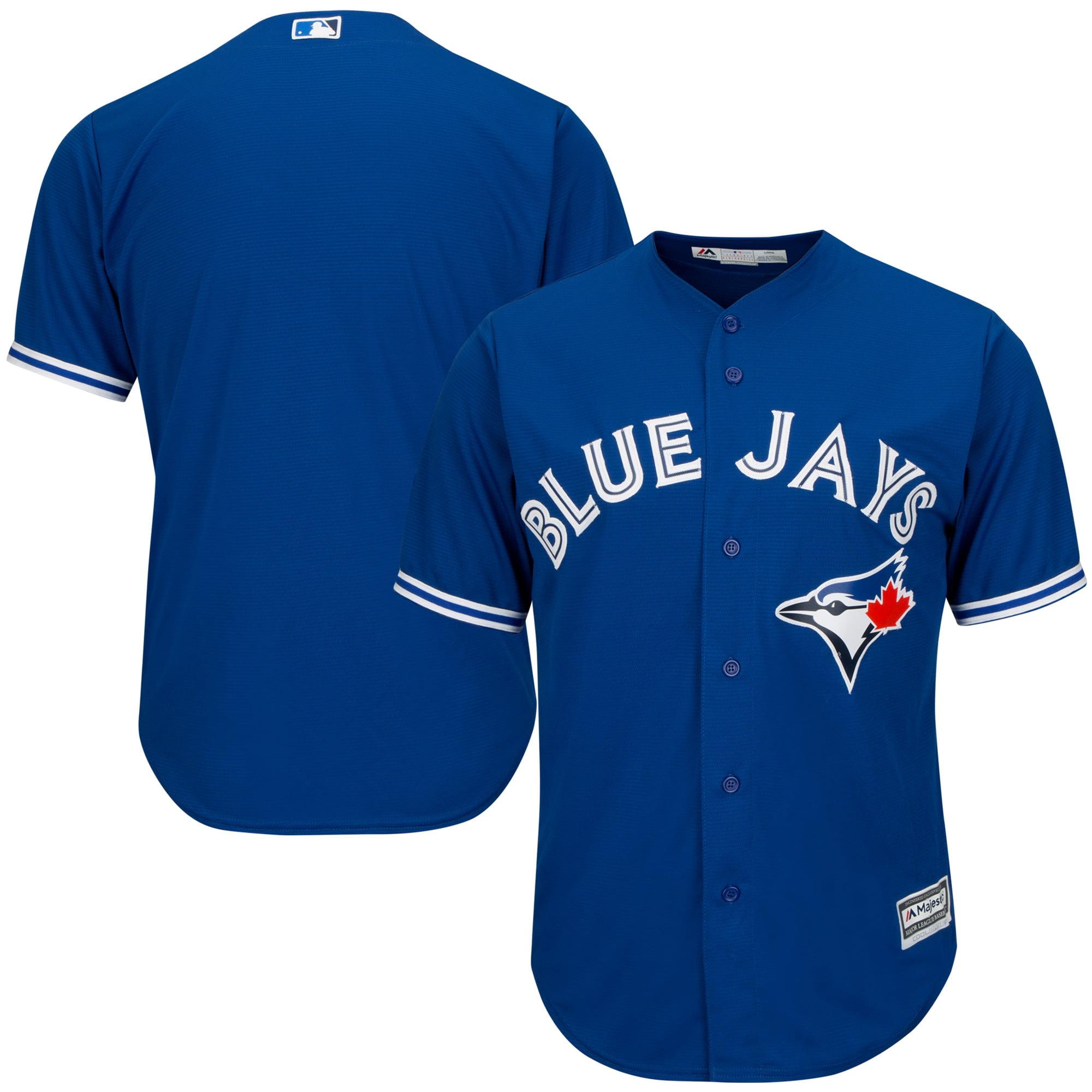 Toronto Blue Jays Majestic Big & Tall Cool Base Team Jersey Royal by Profile