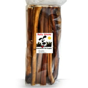 "12"" inch Supreme Bully Sticks, JUMBO EXTRA THICK For Dogs, Natural Beef Chews Makes Great Dental Treats"