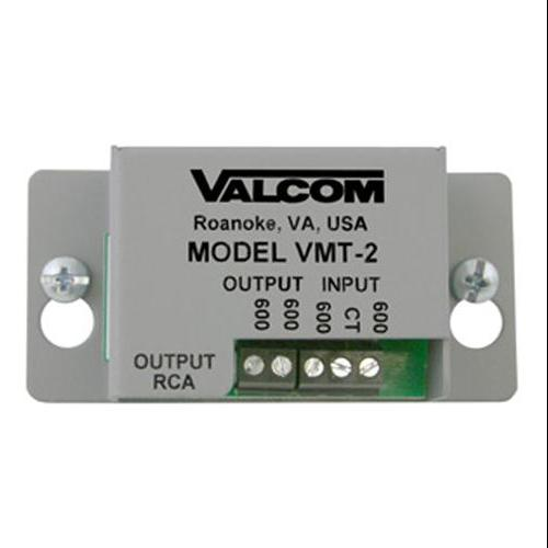 Valcom VMT-2 600 Ohm Isolation Transformer