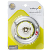 Safety 1st No Drill Lever Handle Lock, White
