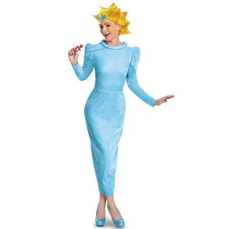 The Simpsons Maggie Deluxe Women's Adult Halloween - Simpsons Halloween Special 10