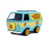 Scooby Doo Mystery Machine, Blue and Green - Jada 31570-MJ - 1/32 scale Diecast Model Toy Car (Brand New but NO BOX)