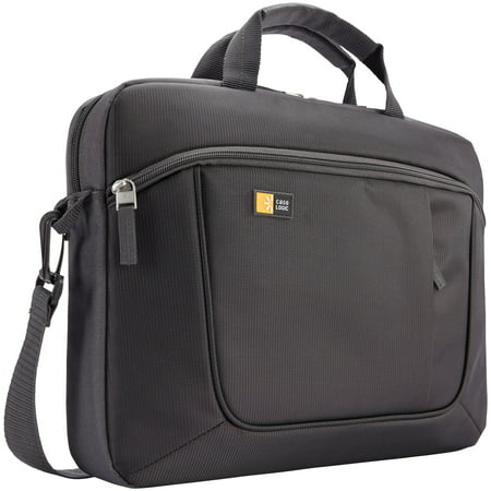 Computer Attache (Case Logic 3201577 Laptop & iPad Slim Attache Case (14.1
