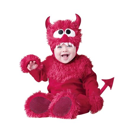 Infant Lil' Devil Costume by Incharacter Costumes LLC (The Devil's Rejects Baby Costume)