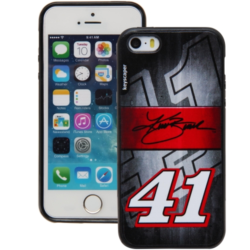 Kurt Busch #41 Apple iPhone 5/5s Bumper Case