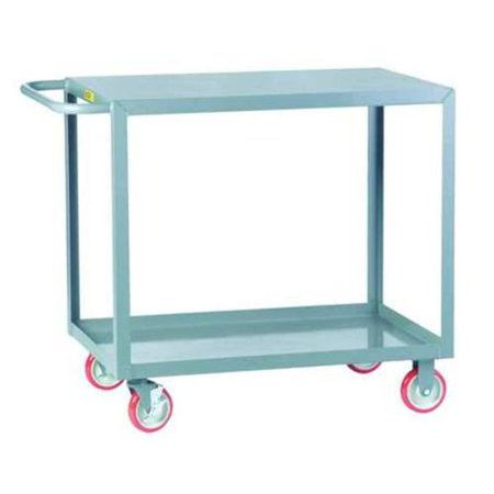 Little Giant Welded Utility Cart, Gray LG-2436-BRK ()
