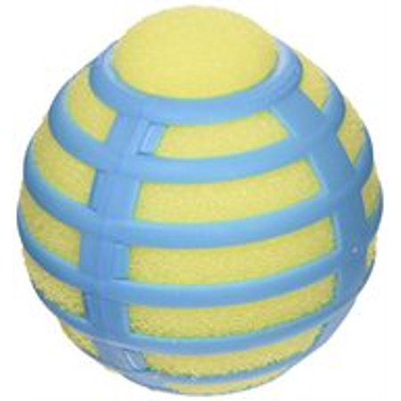 Dryer Max Anti-Static Balls,Blue & Yellow, Pack of 2 Dryer Max Dryer Balls with Anti Static Technology Save time, money and energy.....no more chemicals! Just toss them in the dryer! Naturally softens and fluffs and controls dryer static! Dryer balls tumble in the dryer to lift and separate laundry allowing hot air to flow more efficiently while the soft nodules (tips) massage fabrics to naturally fluff up and soften without the use of chemicals. Controls dryer static and is safe for all fabrics. No need for fabric softeners, dryer sheets or sprays! Features: Softens fabrics naturally Controls dryer static Cuts drying time Hypoallergenic ReusableSoftens fabrics naturallyControls dryer staticCuts drying time