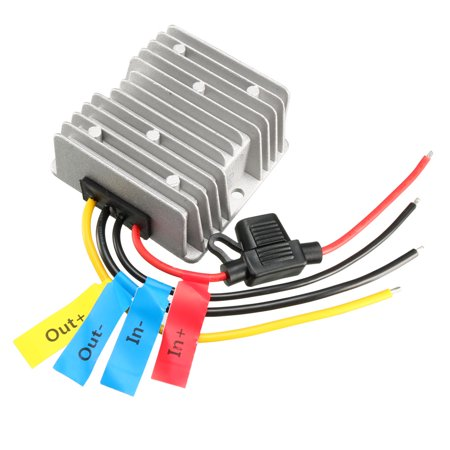 12v Ac Relay Switch - New Waterproof DC 36V Step-down to DC 12V 20A 240W Car Power Converter Regulator