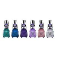 Vanessa Hudgens x SinfulColors Cosmic Dreams Nail Polish Collection, 6 pack