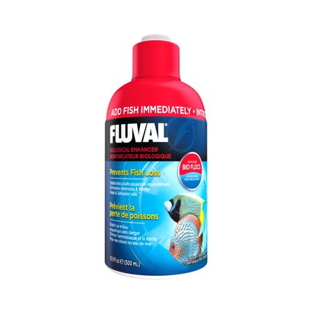 Biological Waterfall - Fluval Biological Enhancer, 16.9 oz