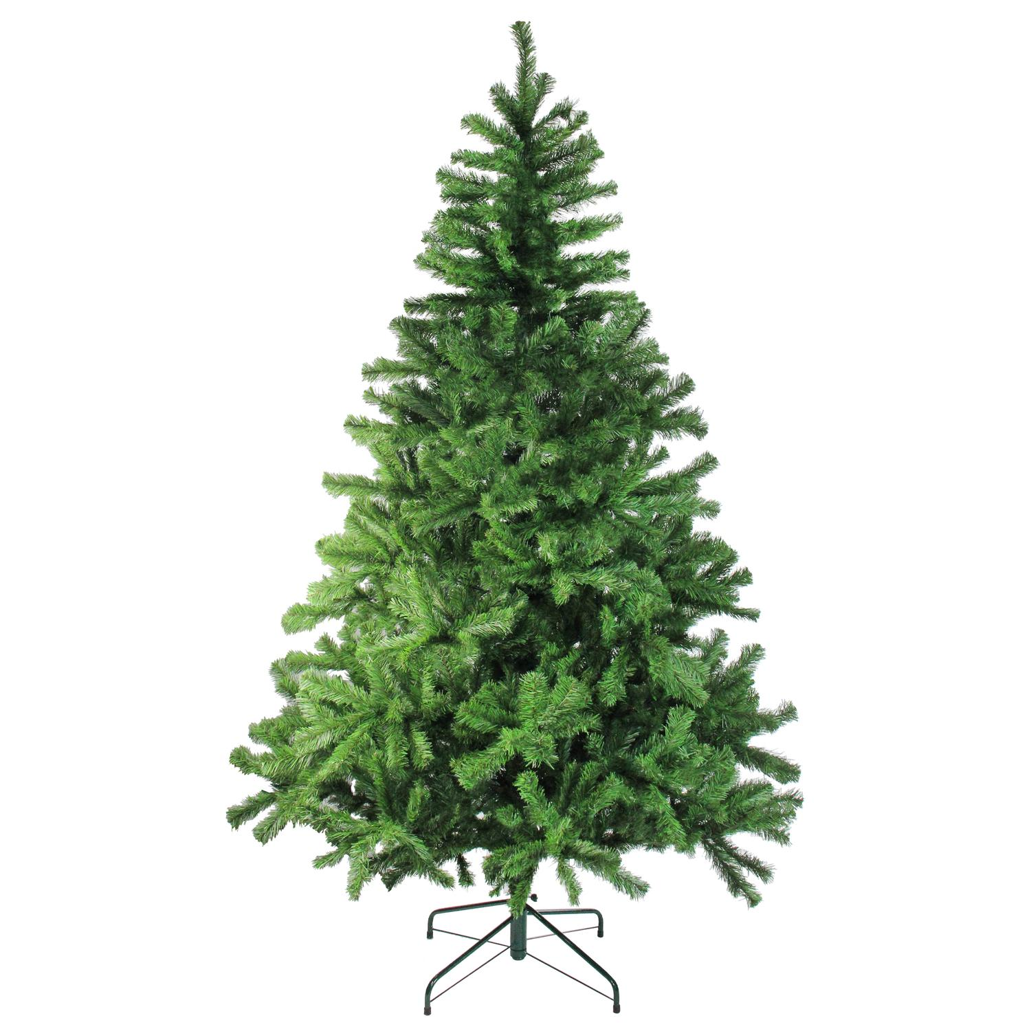 7' Colorado Spruce 2-Tone Artificial Christmas Tree - Unlit