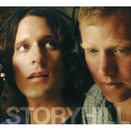 Storyhill - Storyhill (CD) (Digi-Pak) - image 1 of 1