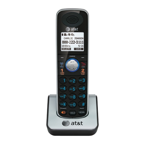 Vtech AT&T DECT 6.0 TL86009 Cordless Phone Handset - Cordless - Headset Port