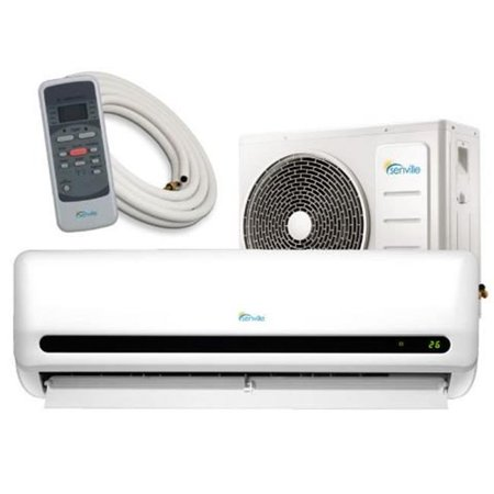 12000 BTU Mini Split Air Conditioner with Heat